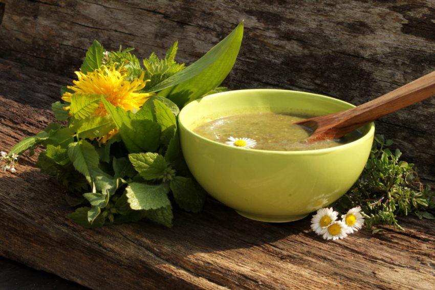 La soupe aux orties